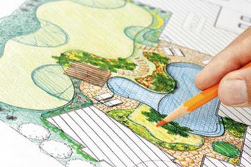 Landschaftsbau Nördlingen, Gartenplanung, Schwarz & Müßle