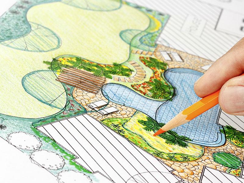 Gartenplanung Nördlingen, Gartengestaltung, Schwarz & Müßle