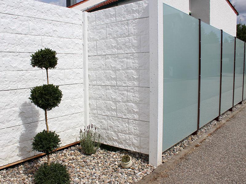 Sichtschutz Nördlingen, Gartenbau Nördlingen, Schwarz & Müßle